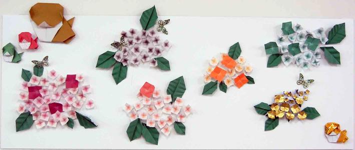 クリスマス 折り紙 折り紙 飾り : inana.co.jp