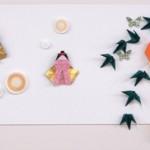 折り紙の作品:七夕